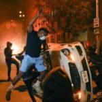 """Chińska komunistyczna gazeta nazywa bandyckie wybryki na amerykańskich ulicach """"pięknym widokiem"""""""
