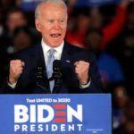 Towarzysz Joe Biden jest miłosierny dla nieuzbrojonych obywateli, zaleca aby policja trenowała strzelanie w nogi