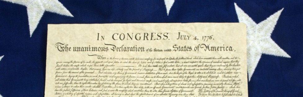 """""""Jedynym powodem, dla którego mamy 4 lipca, są dobrze uzbrojeni obywatele 244 lata temu."""" – National Rifle Association of America"""