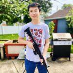 Uniwersytet w USA szykanuje studenta, który uczcił rocznicę masakry na placu Tiananmen fotografią z karabinem w dłoniach