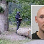 Rozbroił policjantów i z bronią, nożem, łukiem i strzałą uciekł do lasu – trwają poszukiwania niemieckiego Rambo