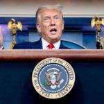 Prezydent Donald Trump: wygląda na to że Kyle Rittenhouse działał w samoobronie strzelając do napastników