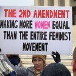 Druga Poprawka robi więcej dla równouprawnienia kobiet niż cały ruch feministyczny