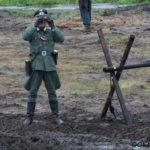 W Niemczech obława na grupę rekonstruktorów występującą w mundurach Wehrmachtu