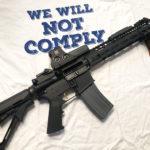 """Amerykanie nie dadzą Bidenowi miliardów na program kontroli broni i """"nie podporządkują się"""""""