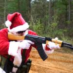 Z cyklu broń ratuje życie: też w święta Bożego Narodzenia do obrony zdrowia i życia dobra jest broń