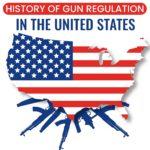 Infografika – główne punkty ustawodawstwa w zakresie kontroli broni w USA