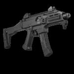 Czy Czeska Zbrojovka Ukersky Brod sprzeda pistolety Scorpion komunistom dławiącym wolność mieszkańców Hongkongu?