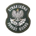 Strażnik leśny oddał strzał na posterunku straży leśnej w Skarżysku-Kamiennej