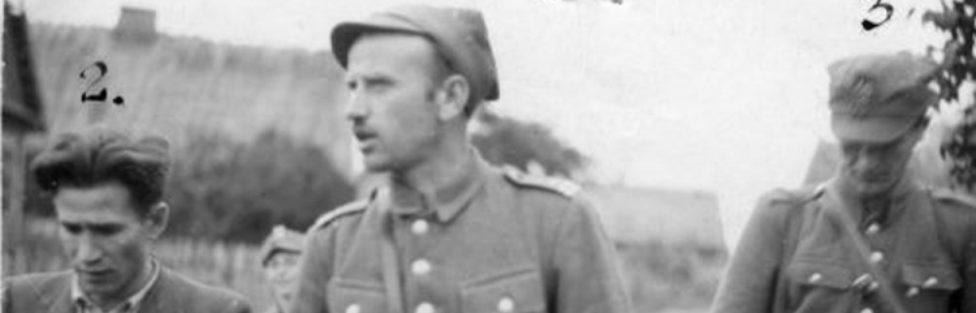 """Mjr. Zygmunt Szendzielarz """"Łupaszko"""" strzelał do komunistów z """"nielegalnie"""" posiadanej broni palnej"""