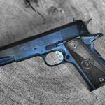 Pistolet wz. 1911 – stary ale nie przestarzały