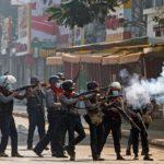 Birma to dzisiaj przykład tego do czego rządom potrzebni są bezbronni obywatele