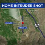 Z cyklu broń ratuje życie: włamywacz postrzelony i zatrzymany przez właściciela domu