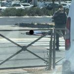 Z cyklu broń ratuje życie: dwie osoby ranne w ataku nożownika w Jerozolimie; napastnik zastrzelony