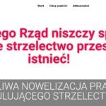 ratujstrzelectwo.pl – dlaczego rząd chce zniszczyć sport strzelecki?