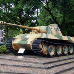 Mieszkaniec Kilonii skazany za posiadanie broni z lat wojny, w tym czołgu
