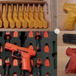 Policjanci zgubili ponad 40 pistoletów, teraz wyznaczyli nagrodę za ich odnalezienie
